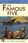 Five on a treasure island BLY 1
