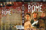 The rise and fall of Rome      DVD