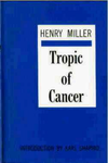 Tropic of Cancer   MILL 1