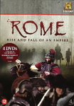 Rome Rise and fall of an empire DVD