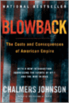 Blowback The Costs and Consequences of American Empire SISO 336